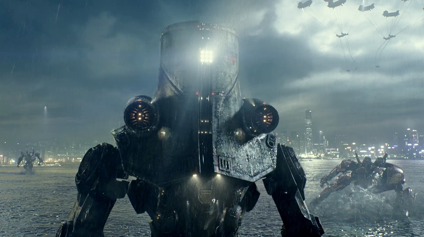 The Joy and Monstrosity of Pacific Rim | Story Punch! Pacific Rim Cherno Alpha Pilots
